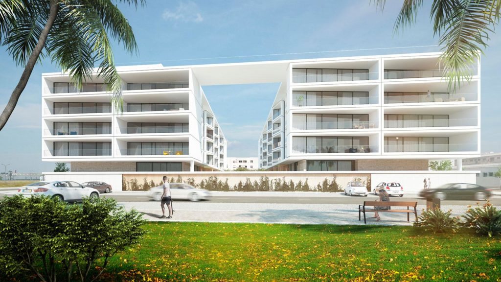 Programme immobilier bord de mer en Algarve